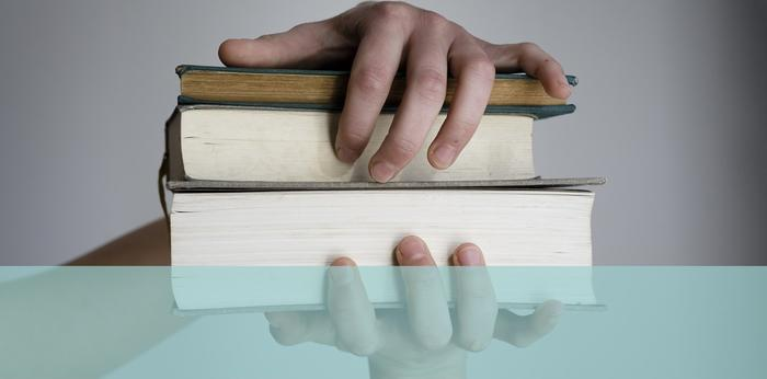 Hands and Books